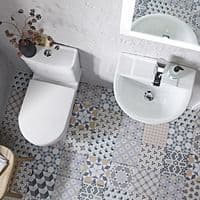 Tavistock Micra Fully Enclosed Close Coupled WC Pan, Cistern & Soft Close Seat